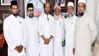 Photo of Rajnikanth assures Muslim leaders to facilitate meeting with PM