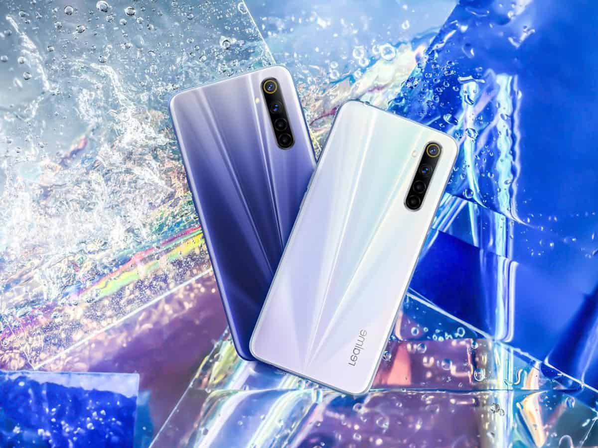 Realme 6 goes on first sale from March 11