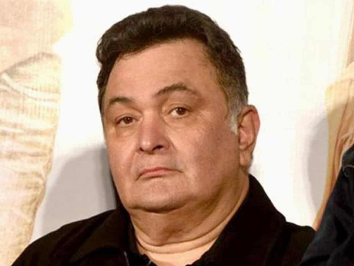 Rishi Kapoor admitted to hospital