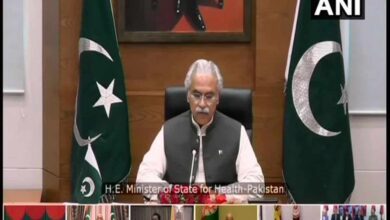 Photo of Lockdown in J&K must be lifted: Pak at SAARC conference on COVID