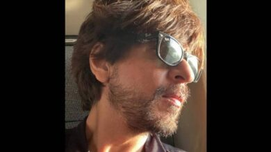 Photo of Shah Rukh Khan's meaningful Holi message for fans