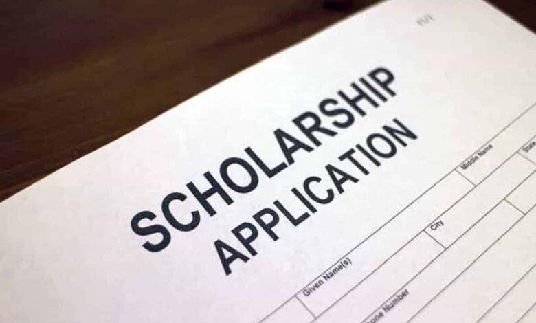 Avanse financial services call scholarship