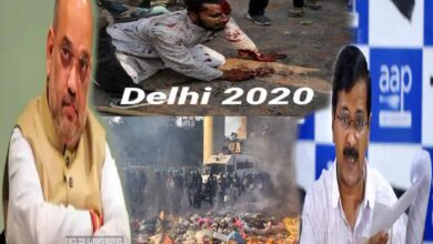 Photo of Kejriwal's prediction on HM comes true in Delhi violence
