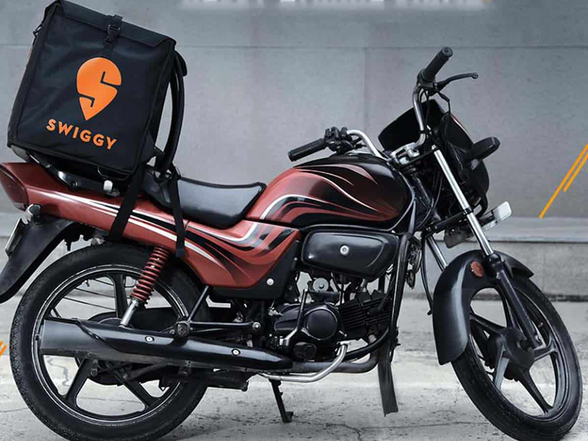 Swiggy delivery boy job in Hyderabad
