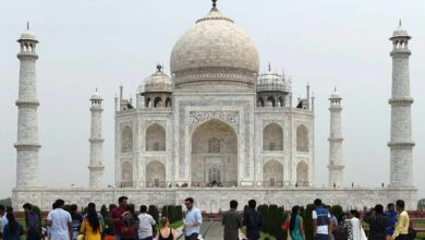 Photo of Wah Taj, says expert and adds, it was influenced by Charminar