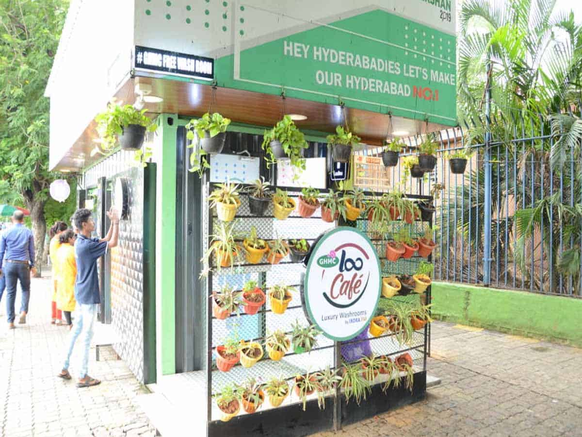 COVID-19 in Hyderabad: Loo Café to sanitize all restrooms