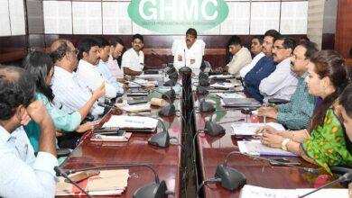 GHMC Mayor advises officials to take precaution amid COVID-19
