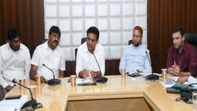 Photo of KTR asks civic body to propose plan for 4-lanes road on Musi