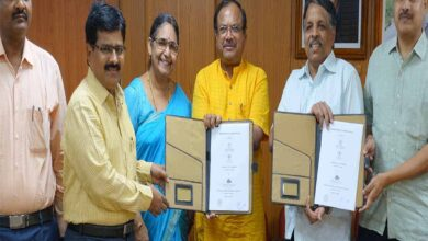 Photo of UoH renews MoU with IIIT-Hyderabad