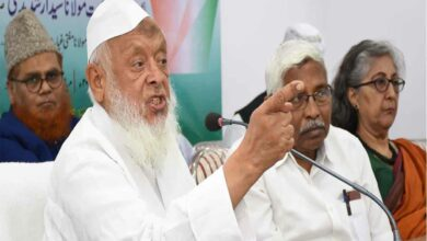 Photo of Politics of hate will divide the country, warns Maulana  Madani