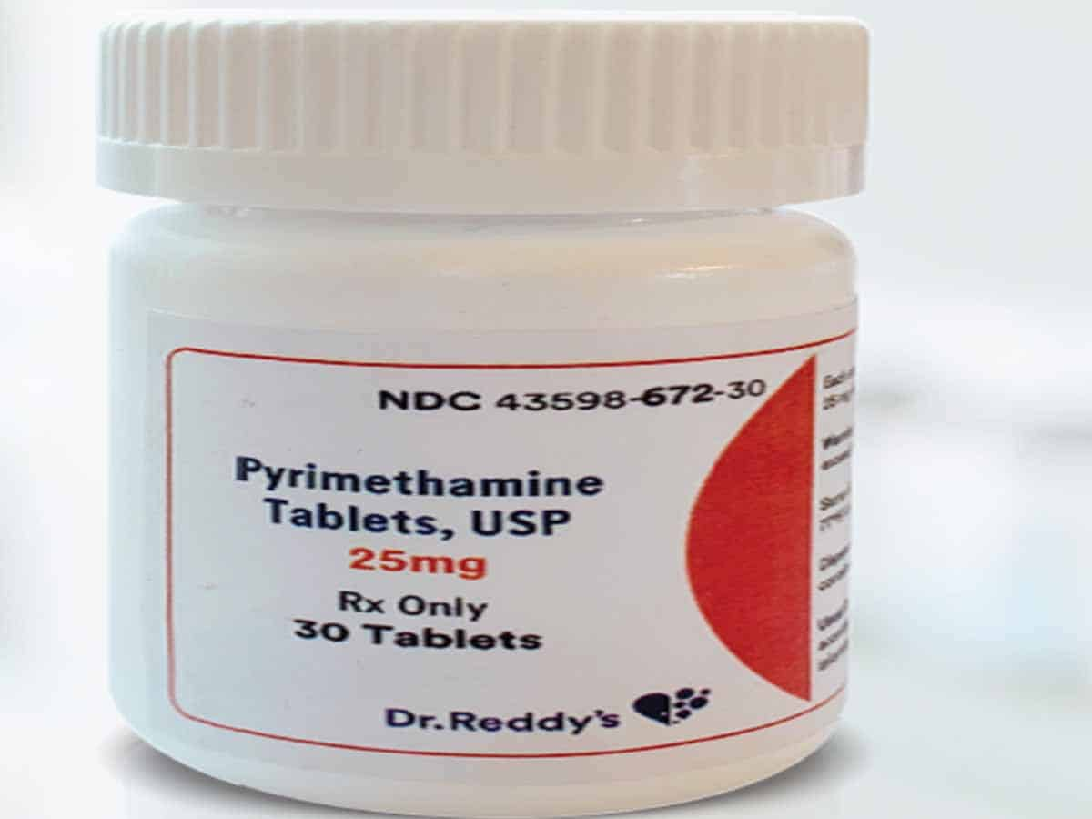 Dr Reddy's unveils new drug in US