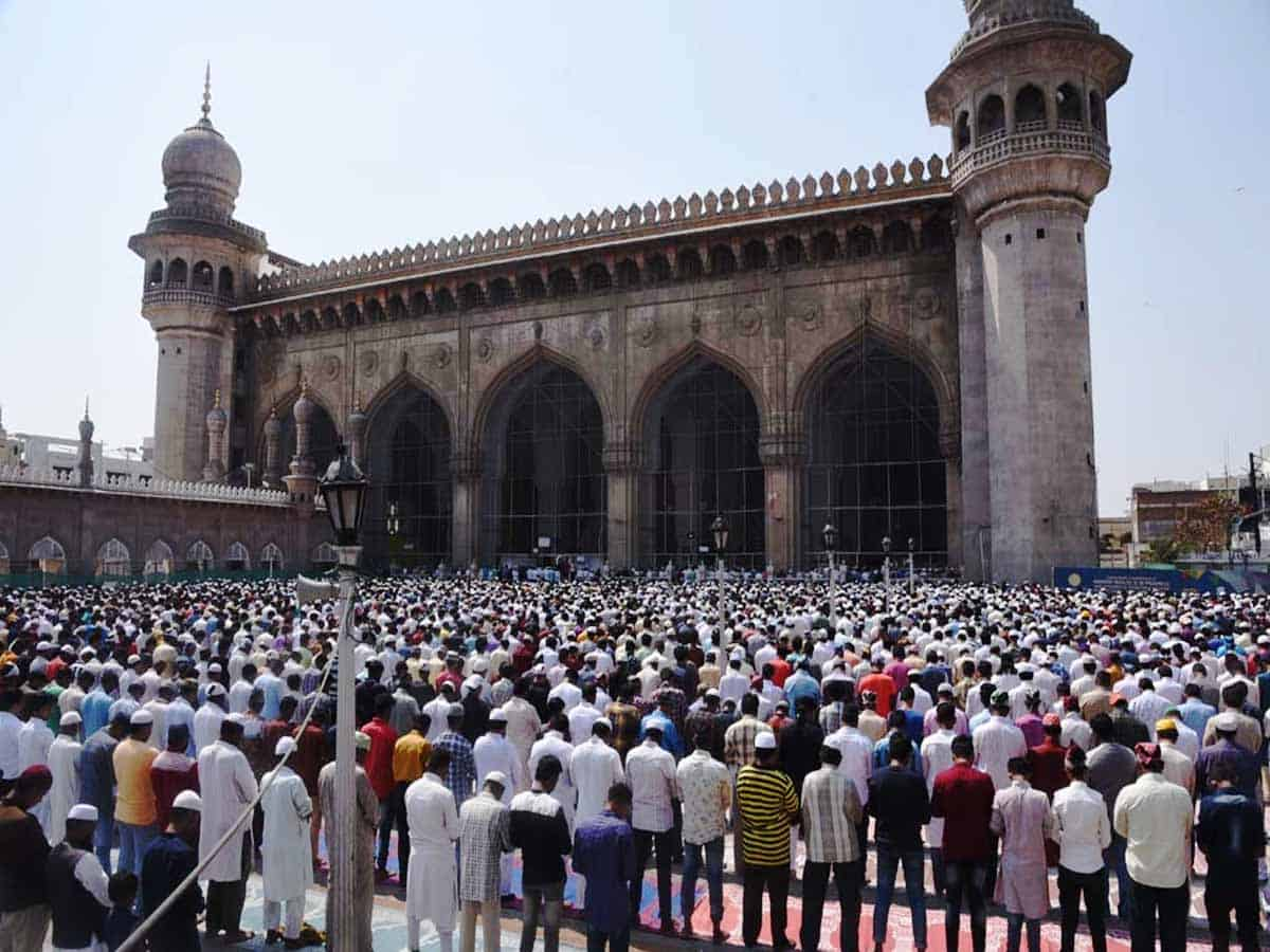 Hyderabad: Friday prayers suspended at many mosques