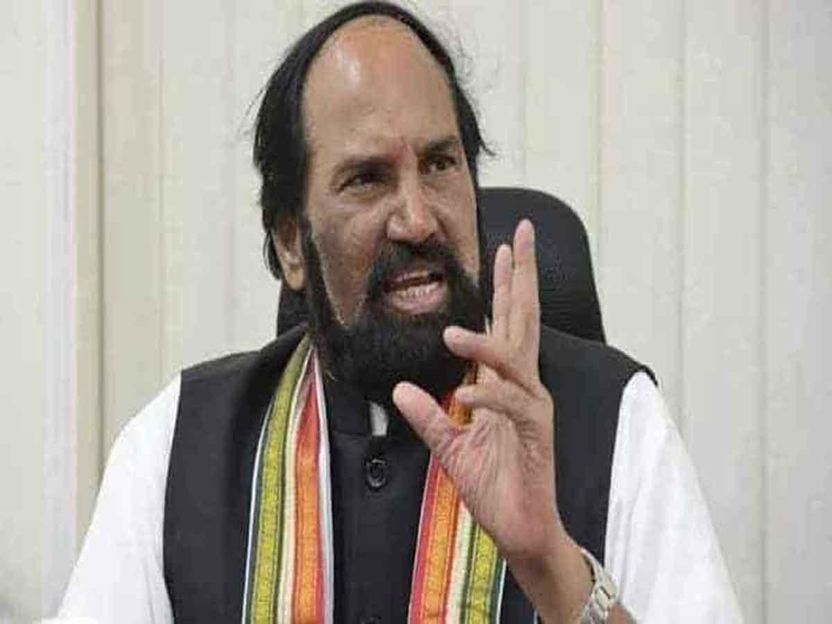 Uttam ridicules BJP's propagation of cow urine to treat COVID-19