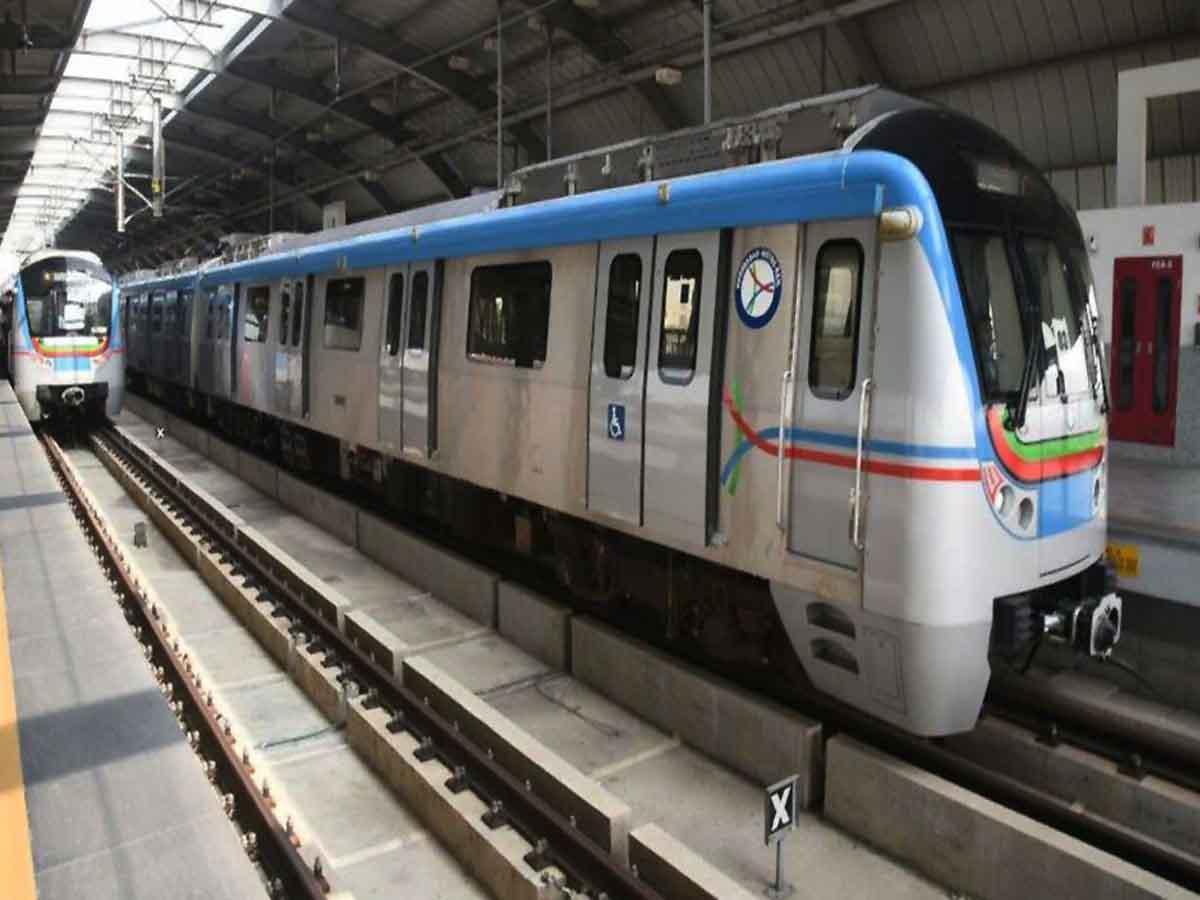 Janata curfew: Hyderabad Metro Rail to remain shut on Sunday