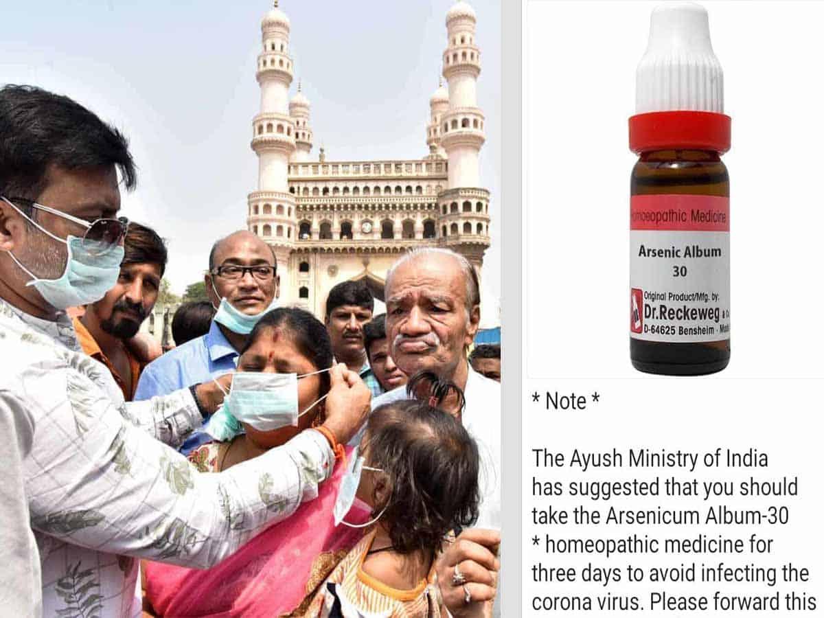 'Alternative' medicine becomes popular for COVID-19 prevention