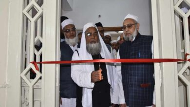 Photo of Scholars inaugurate Zun Noorain Hifz Academy in Hyderabad