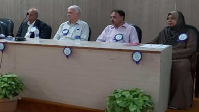 Photo of Hyderabad: National science day lecture held at MANUU
