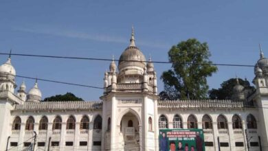 Photo of Charminar Dawakhana is not the right facility to treat suspected