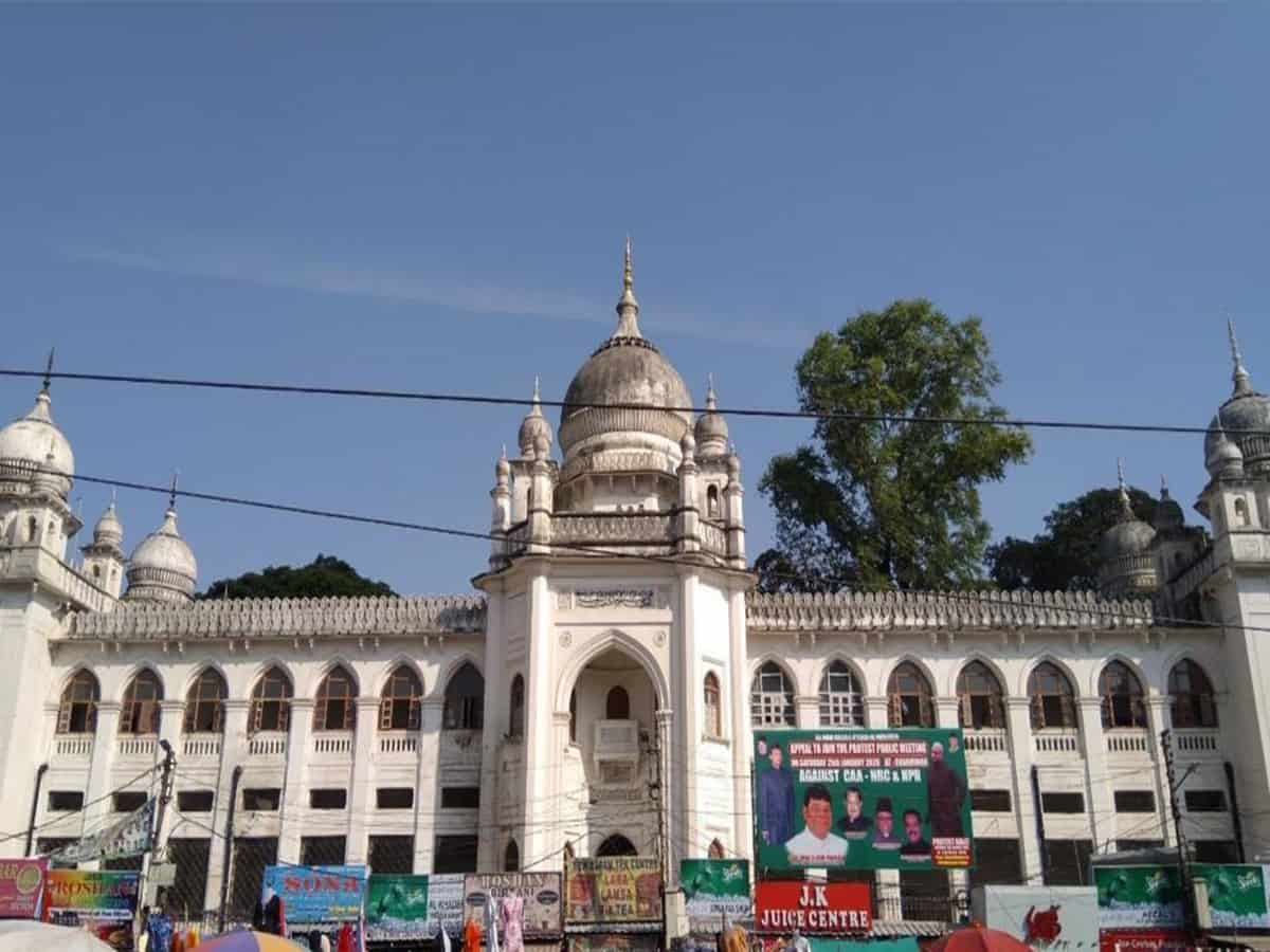 Charminar Dawakhan is not the right facility to treat suspected
