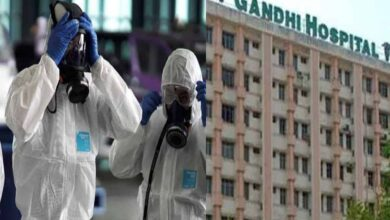 Photo of Bangalorean in Hyderabad found afflicted with coronavirus