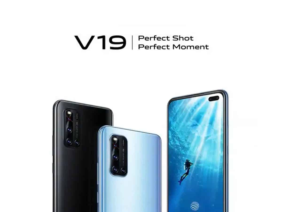 Vivo V19 India launch pushed to April 3: Report