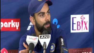 Photo of Virat Kohli defends Rishabh selection in Test matches against NZ