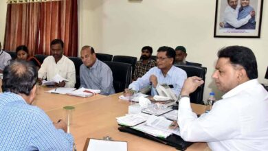 Wakf board holds meetings with major city officers