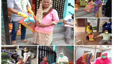 Photo of COVID times: Communal outfits disrupt supply of food relief