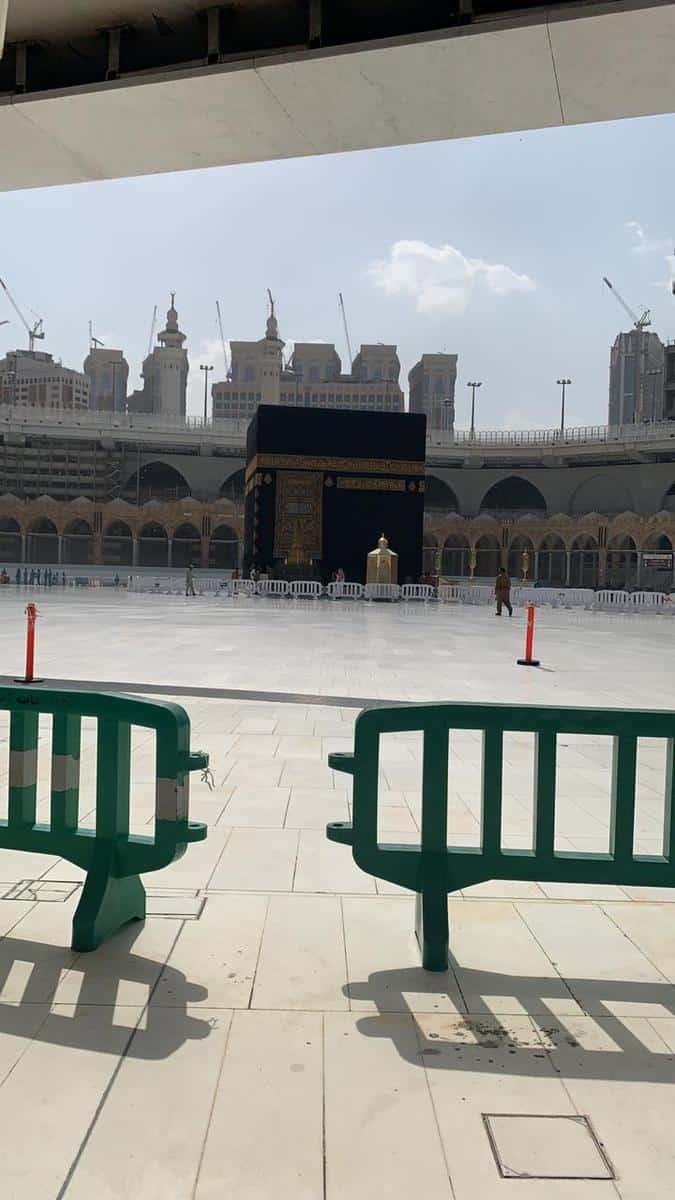 कोरोना वायरस: इस्लाम के सबसे पवित्र स्थल को सऊदी अरब ने खाली कराया 2