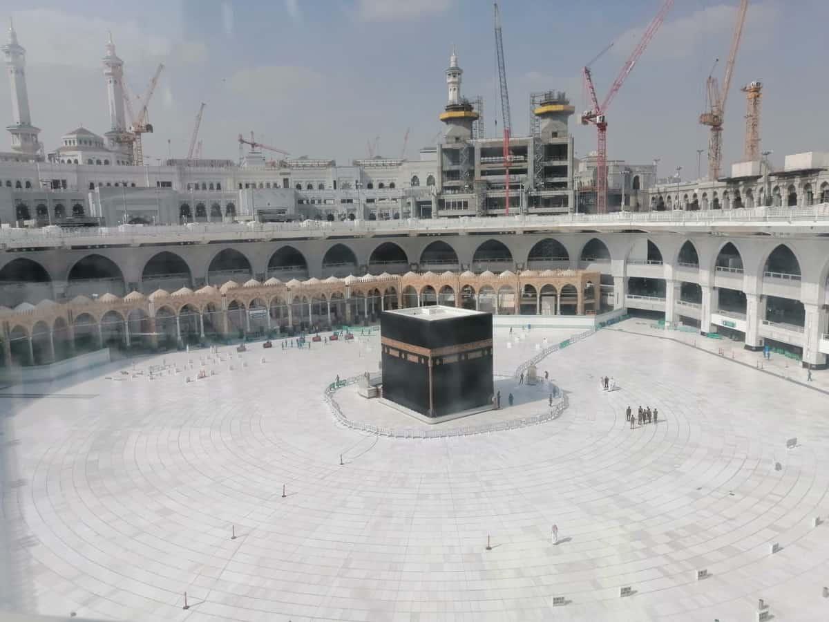 कोरोना वायरस: इस्लाम के सबसे पवित्र स्थल को सऊदी अरब ने खाली कराया 3