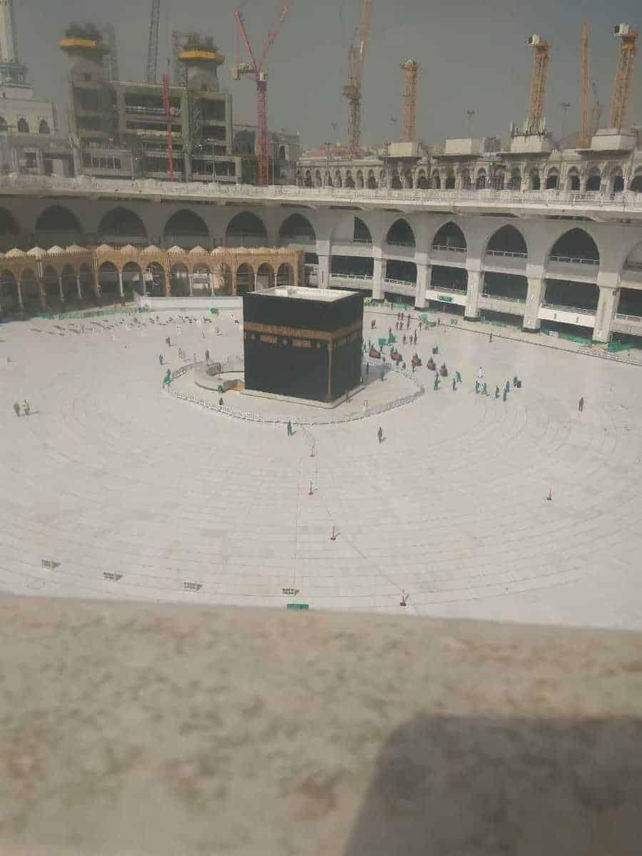 कोरोना वायरस: इस्लाम के सबसे पवित्र स्थल को सऊदी अरब ने खाली कराया 1