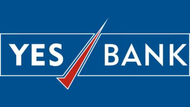 Photo of Yes Bank shares fall lowest in a decade, SBI down 6%
