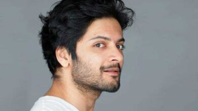 Photo of Actor Ali Fazal's mother passes away