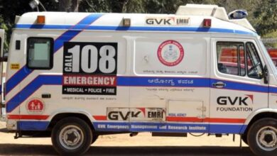 Photo of Border gates closed, Bihar woman delivers baby in ambulance