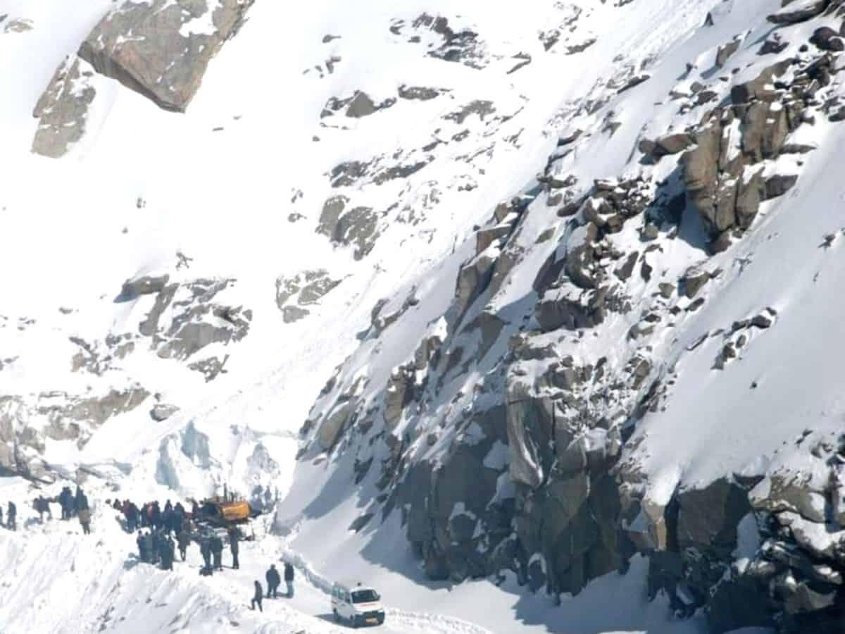 Avalanche Hills