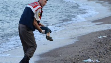 Photo of Three men jailed for 125 years over drowning of Syrian toddler