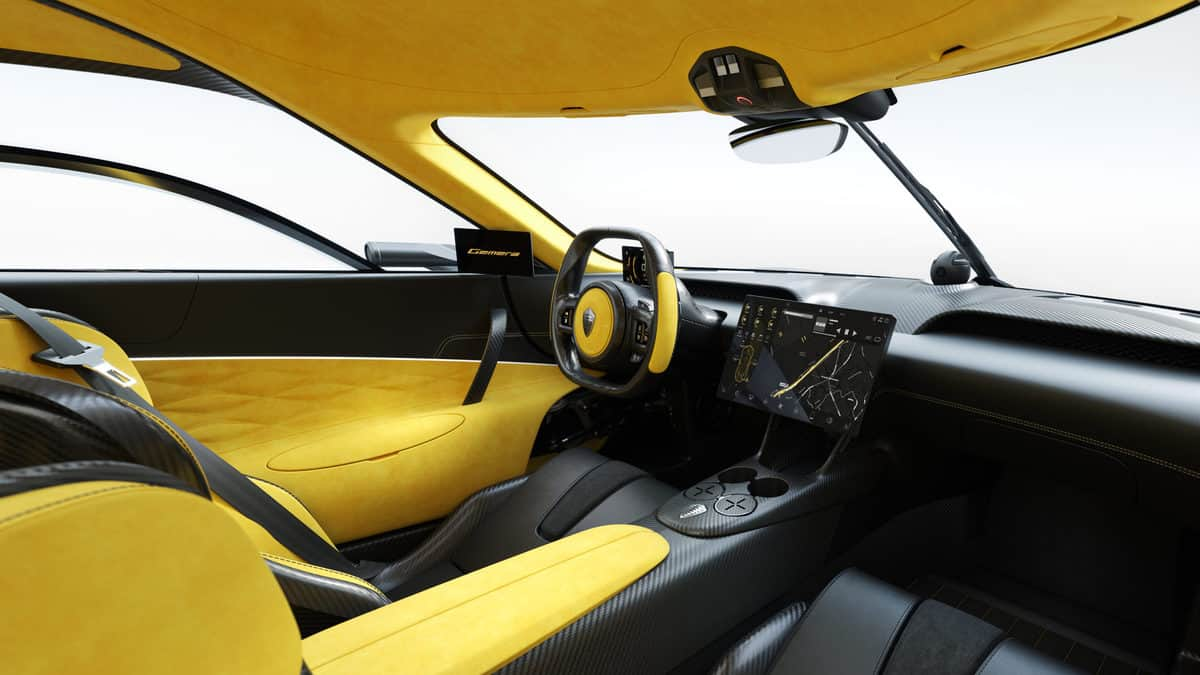 Koenigsegg Gemera: The world's first Mega-GT