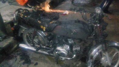 Photo of 5 injured in Rawalpindi cracker bomb blast