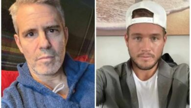 Photo of Andy Cohen, Colton Underwood test positive for coronavirus