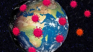 Photo of UK: Coronavirus deaths surge past 1000