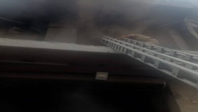 Photo of Fire breaks out at chemical factory in Delhi