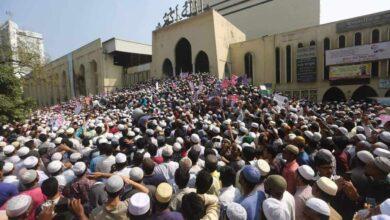 Photo of Protestors in Dhaka demand cancellation of Modi's invitation