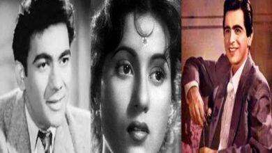 Photo of Madhubala dated Dilip Kumar, Prem Nath at the same time: Book