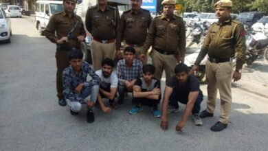 Photo of Haryana Police bust inter-state robbers' gang