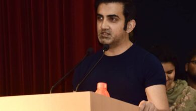 Photo of Gambhir calls Pak 'terrorist state' as Imran thanks Khamenei