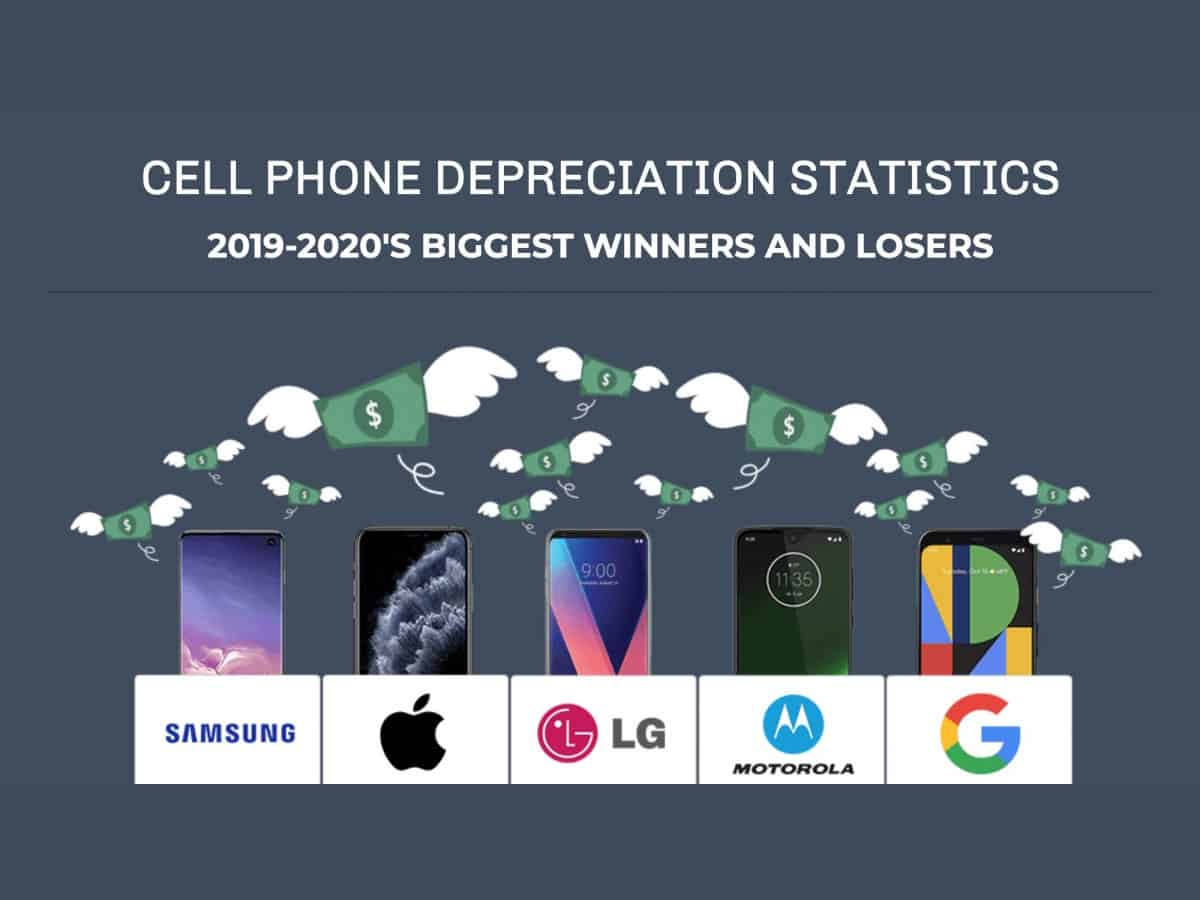 Flagship Android Smartphones Lose Value Twice as Fast as iPhones