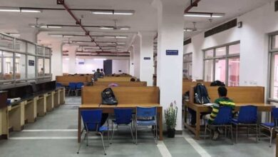 Photo of Dr Zakir Husain library reopened three months after Jamia horror
