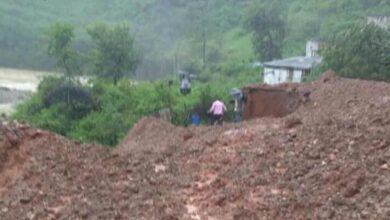 Photo of Two killed, one hurt in landslide in Himachal's Kinnaur