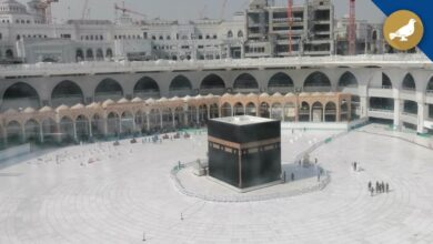 Photo of Courtyard of the Great Mosque of Makkah closed on Thursday
