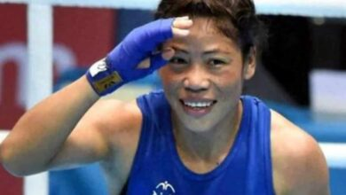 Photo of There's no mantra for success, just hard work: Mary Kom